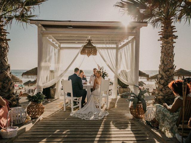 O casamento de Pedro e Aleksandra em Fonte da Telha, Almada 10