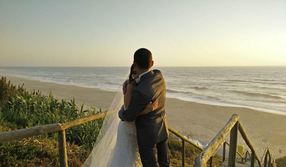 O casamento de Ricardo e Dânia em Pataias, Alcobaça