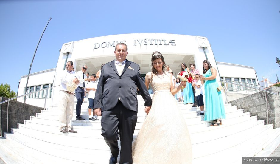 O casamento de Paulo e Esmeralda em Almeirim, Almeirim