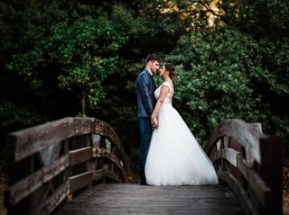 O casamento de Clara e Miguel
