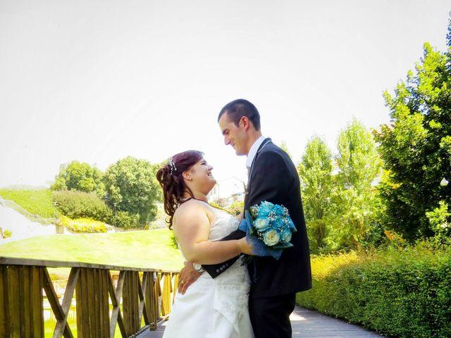 O casamento de Tiago e Sónia em Sever do Vouga, Sever do Vouga 1