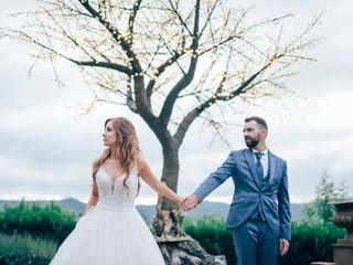 O casamento de Sofia e Luis