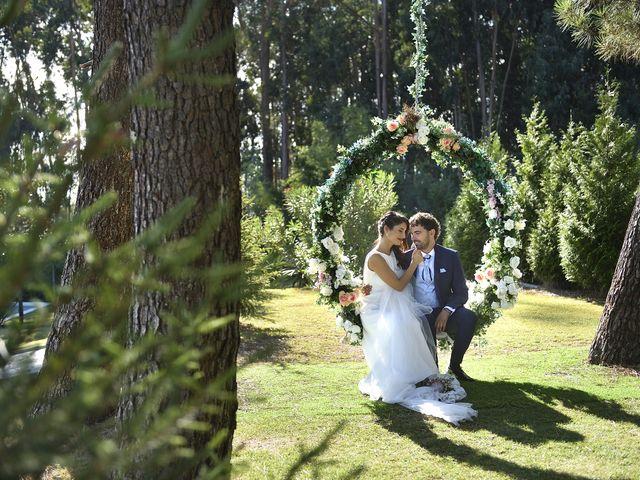 O casamento de Cristiana e João