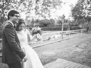 O casamento de Rita e Francisco