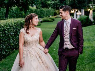 O casamento de Catarina e Rafael 2