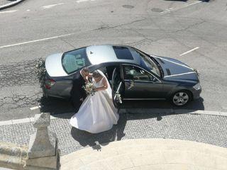 O casamento de Fábio  e Jennifer