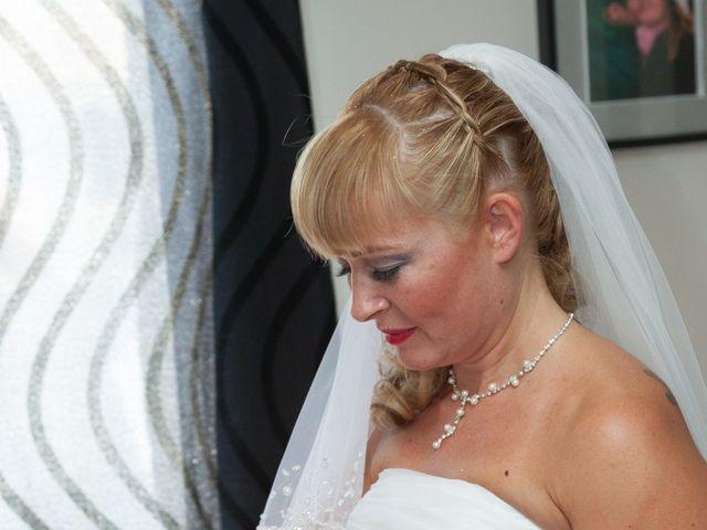O casamento de Carlos e Paula em Costa de Caparica, Almada 8