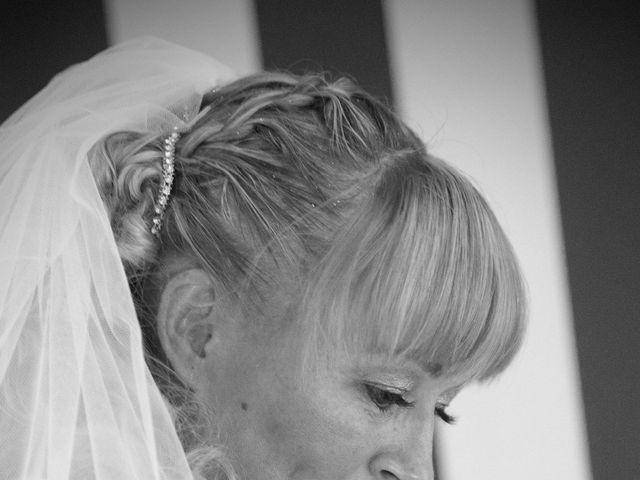 O casamento de Carlos e Paula em Costa de Caparica, Almada 11