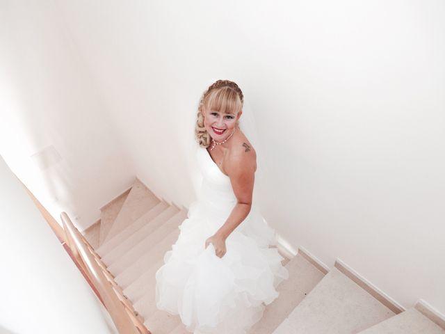 O casamento de Carlos e Paula em Costa de Caparica, Almada 13