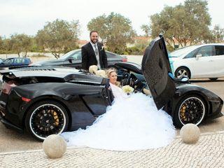 O casamento de Tânia e Valter