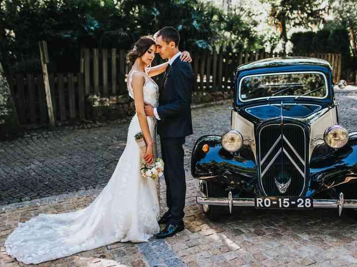 O casamento de Diana e Bruno