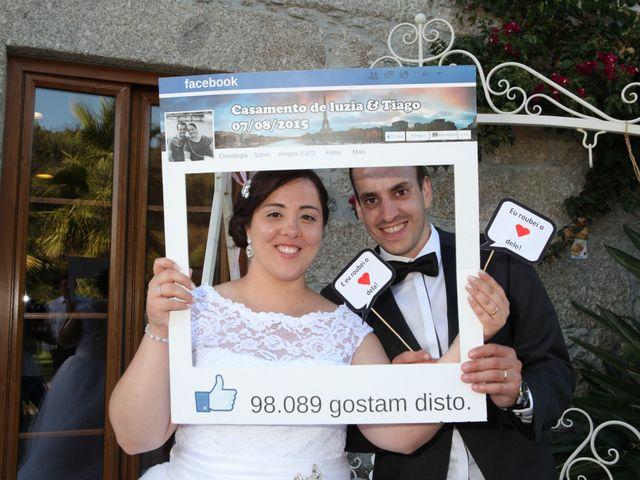 O casamento de Luzia e Tiago