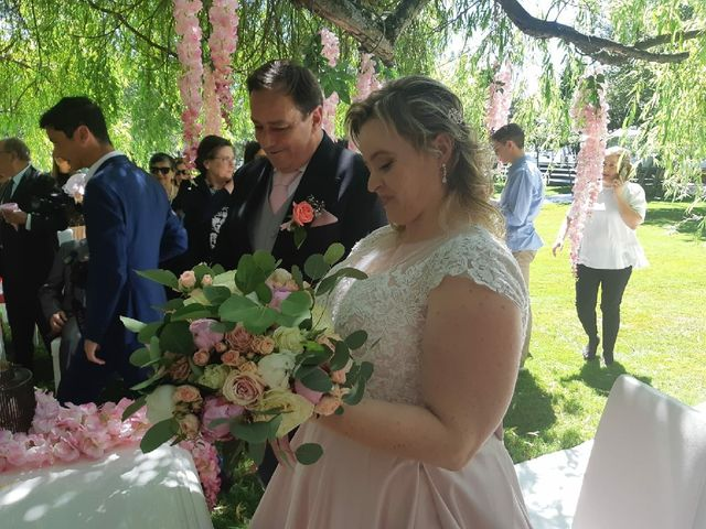 O casamento de Carla e José