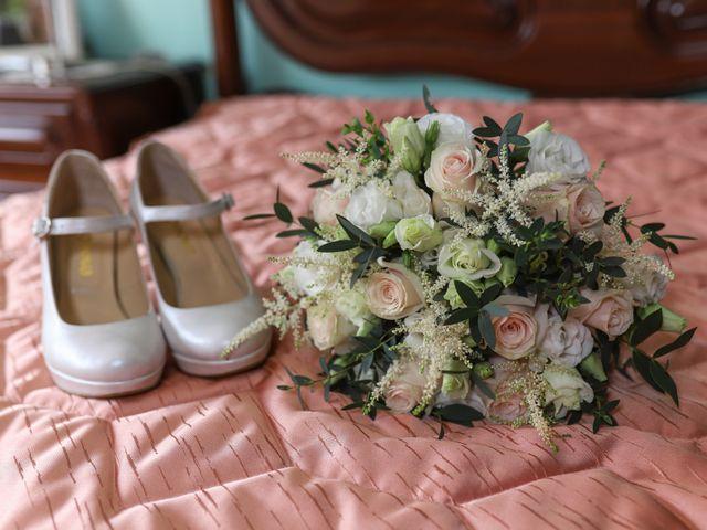O casamento de João e Cristiana em Gesteira, Soure 10
