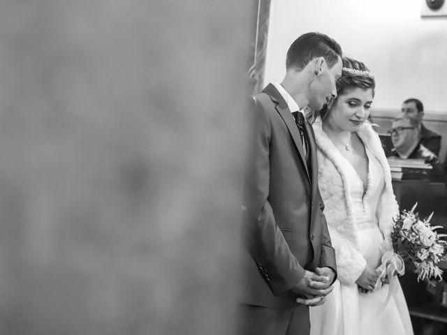 O casamento de João e Cristiana em Gesteira, Soure 19