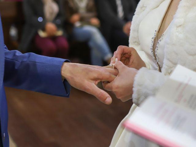 O casamento de João e Cristiana em Gesteira, Soure 22