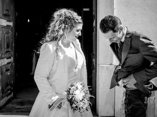 O casamento de João e Cristiana em Gesteira, Soure 25