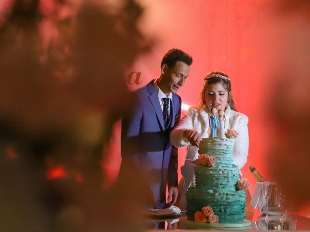 O casamento de João e Cristiana em Gesteira, Soure 40