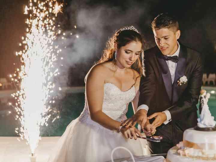 O casamento de Stefanie e Nuno