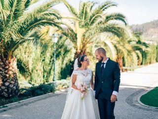 O casamento de Tatiana e Christophe