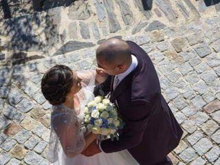 O casamento de Carina  e Pedro  3