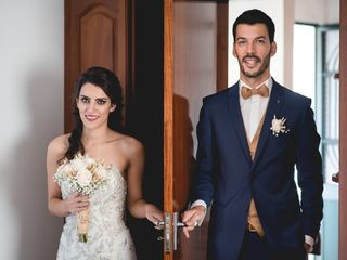 O casamento de Daniela e Guilherme 1