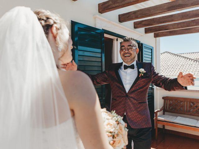 O casamento de Nuno e Stefanie em Sesimbra, Sesimbra 31