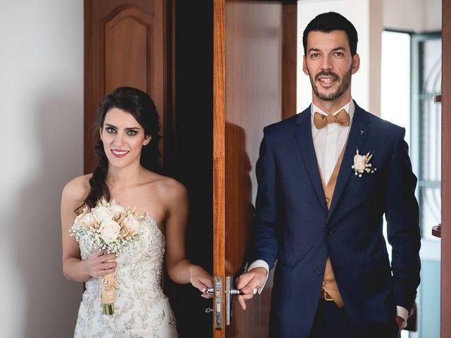 O casamento de Guilherme e Daniela em Machico, Madeira 1