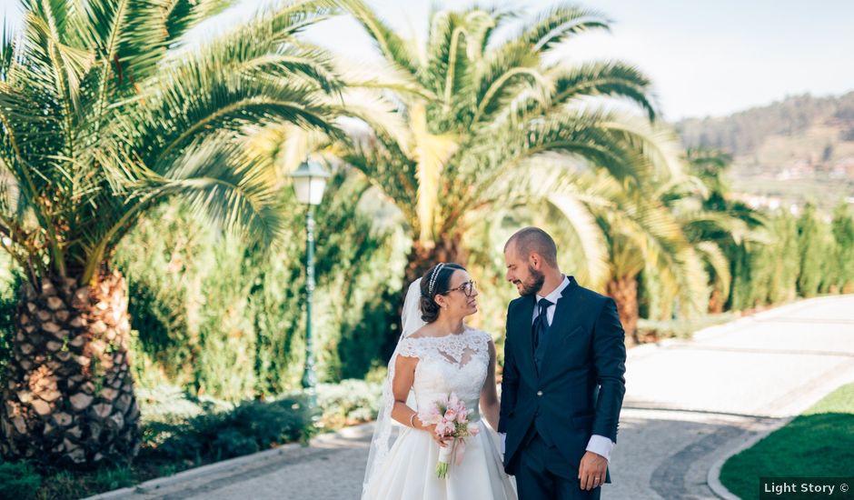 O casamento de Christophe e Tatiana em Amarante, Amarante