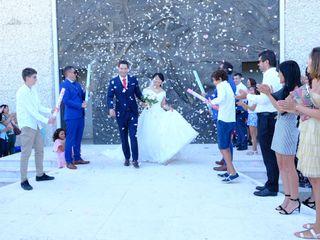 O casamento de Luís e Rebeca 1