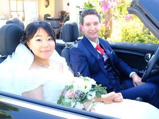 O casamento de Luís e Rebeca 2