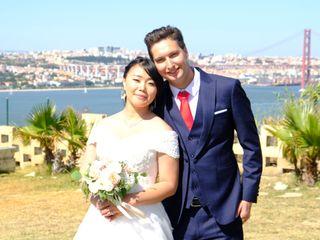 O casamento de Luís e Rebeca 3