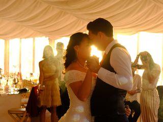 O casamento de Luís e Rebeca