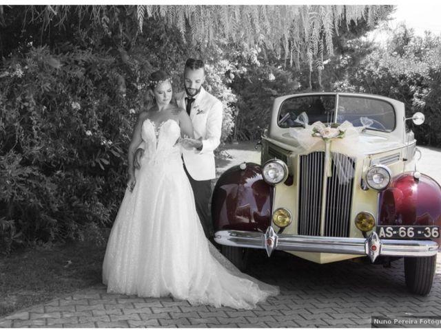 O casamento de Vanessa e Fábio