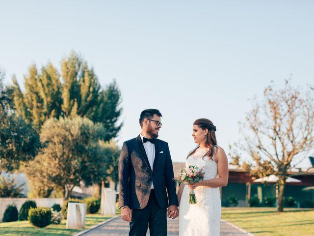 O casamento de Luciana e Rui