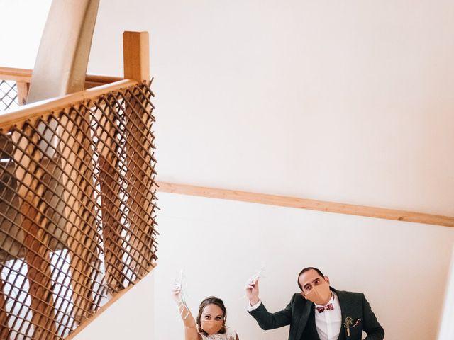 O casamento de Tiago e Raquel em Bucelas, Loures 56