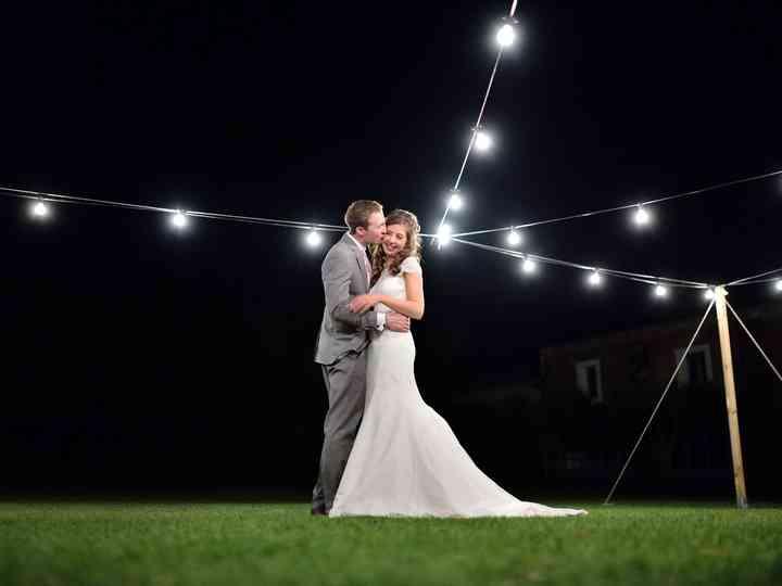 O casamento de Charlotte e Craig