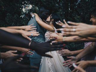 O casamento de Mariana e Reinaldo