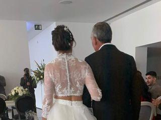 O casamento de Catarina e Daniel 1