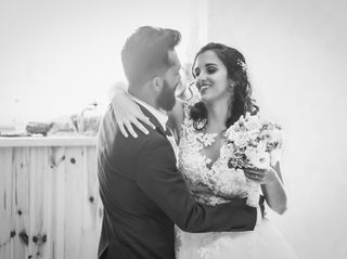 O casamento de Patrícia e Ahmad