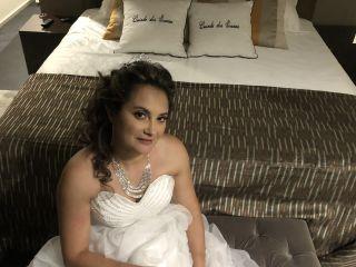 O casamento de António e Carla  2