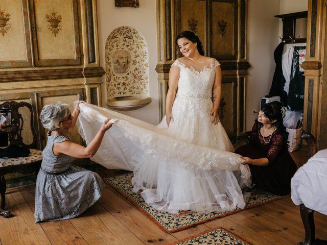 O casamento de Cristiano e Cristiana em Azeitão, Setúbal (Concelho) 14