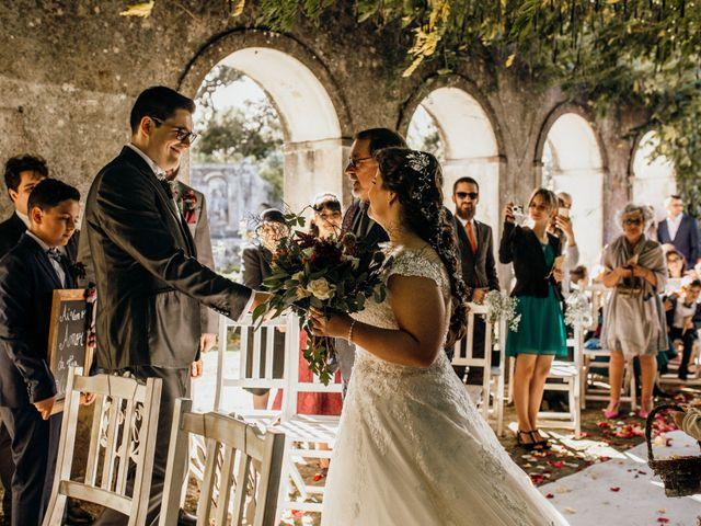 O casamento de Cristiano e Cristiana em Azeitão, Setúbal (Concelho) 17