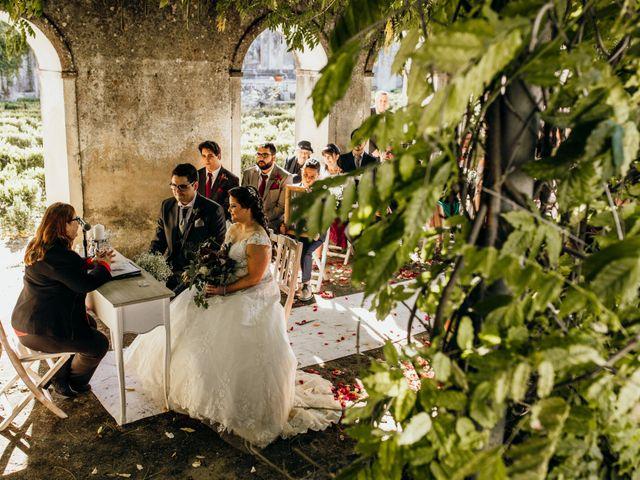O casamento de Cristiano e Cristiana em Azeitão, Setúbal (Concelho) 18