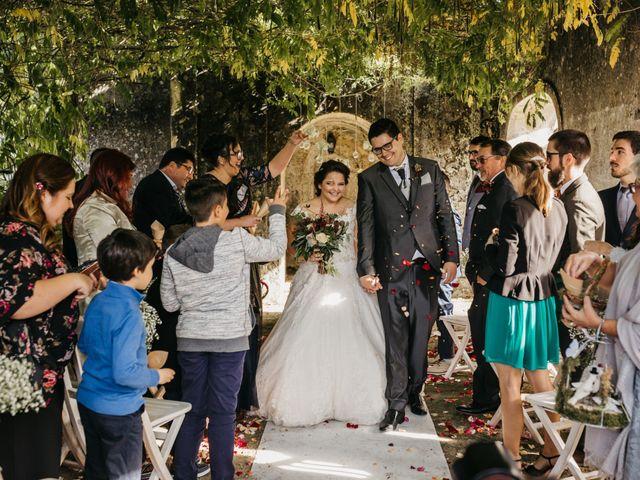 O casamento de Cristiano e Cristiana em Azeitão, Setúbal (Concelho) 20