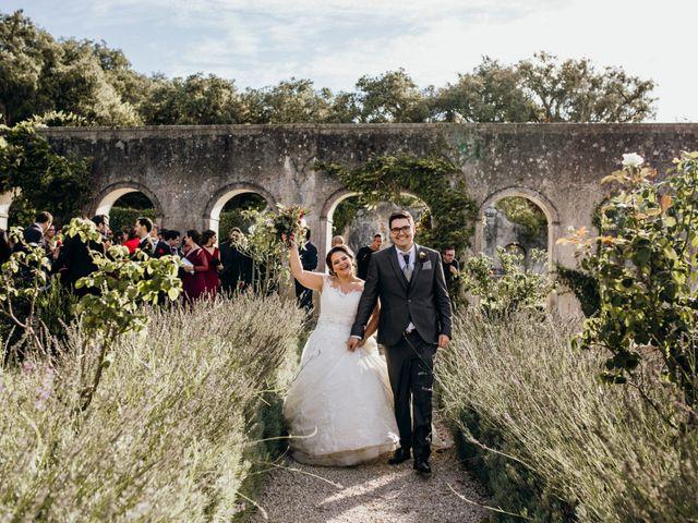 O casamento de Cristiano e Cristiana em Azeitão, Setúbal (Concelho) 22