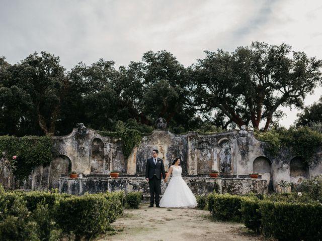O casamento de Cristiano e Cristiana em Azeitão, Setúbal (Concelho) 25
