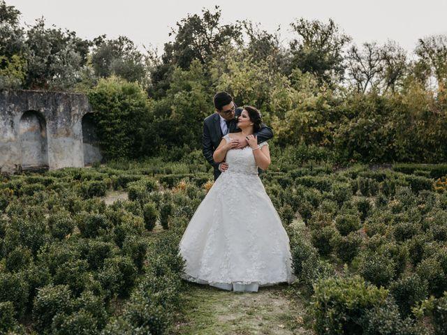 O casamento de Cristiano e Cristiana em Azeitão, Setúbal (Concelho) 1