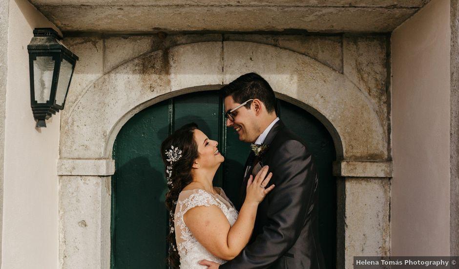 O casamento de Cristiano e Cristiana em Azeitão, Setúbal (Concelho)