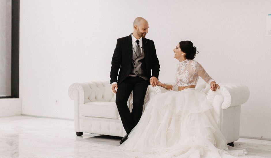O casamento de Daniel e Catarina em Balazar, Póvoa de Varzim